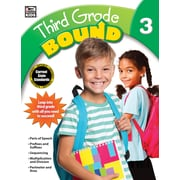 Thinking Kids Third Grade Bound Workbook