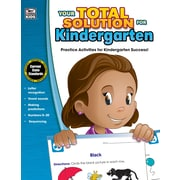 Thinking Kids Your Total Solution for Kindergarten Workbook