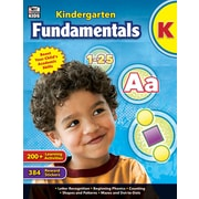Thinking Kids Kindergarten Fundamentals Workbook