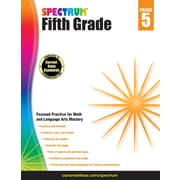 Spectrum Grade 5 Workbook