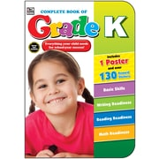 Thinking Kids Complete Book of Grade K
