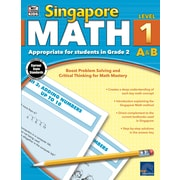 Thinking Kids Singapore Math Workbook for Grade 2
