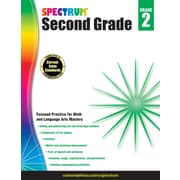 Spectrum Grade 2 Workbook