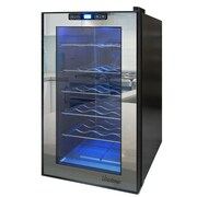 Vinotemp 18 Bottle Single Zone Freestanding Wine Refrigerator