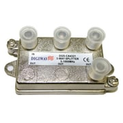 Digiwave 5-1000MHz 3-Way Splitter (DGSCA4321)