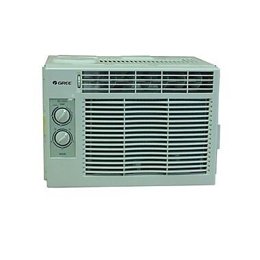 Gree 5000 BTU Window Air Conditioner, 16.5