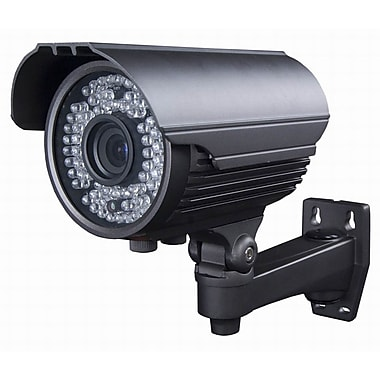SeqCam Weatherproof IR Colour Security Camera, 8