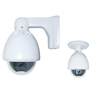 SeqCam SEQ7503 Mini Speed Dome Security Camera, 10
