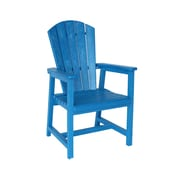 CR Plastic Products Generations Dining Adirondack Arm Chair