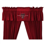 Sports Coverage NCAA 88'' Texas Tech Red Raiders Curtain Valance