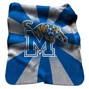 Logo Chairs NCAA Memphis Raschel Throw