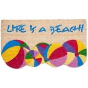 Canada Mats Life is a Beach Doormat