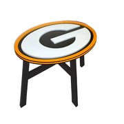 Fan Creations NFL End Table; Green Bay Packers