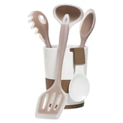 Anna Boiardi 6 Piece Silicone Scrape and Lift Tool Set; Tuscan Harvest