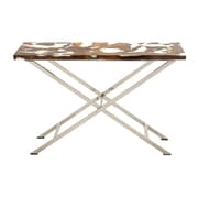 Woodland Imports Distinctive Console Table