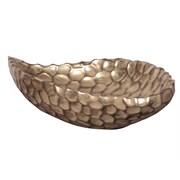 Howard Elliott Hammered Decorative Bowl