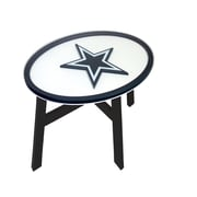 Fan Creations NFL End Table; Dallas Cowboys