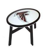 Fan Creations NFL End Table; Atlanta Falcons