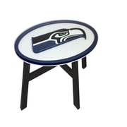 Fan Creations NFL End Table; Seattle Seahawks