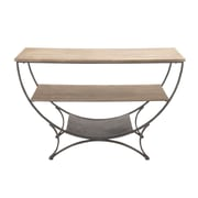 Woodland Imports Charming & Enthralling Console Table