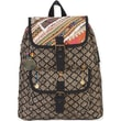 Laurel Burch Catori NAV462 Jute/Cotton Backpack, Marisa