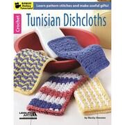 "Leisure Arts LA-6371 ""Tunisian Dishcloths"""