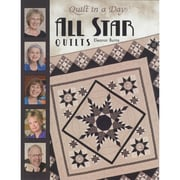 """Quilt In A Day QD-76922 """"All Star Quilts"""""""
