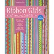 """C&T Publishing FSS-59875 """"Ribbon Girls Wind Weave Twist & Tie"""""""