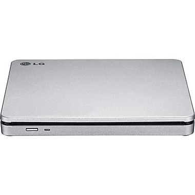 LG Supermulti Blade 8X Portable DVD Rewriter with M-Disc, English Only