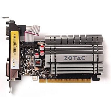 ZOTAC® (ZT-71114-20L) GeForce GT730 Graphic Card Zone Edition, 1GB, English