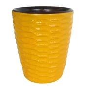 Enrico Honeycomb Utensil Vase; Sunflower