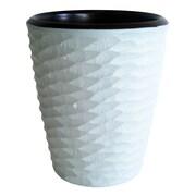 Enrico Honeycomb Utensil Vase; White