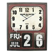 Yosemite Home Decor 27.5'' Wall Clock