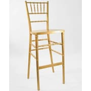 Commercial Seating Products Chiavari 30'' Bar Stool; Gold