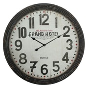 Yosemite Home Decor Oversized 30.75'' Wall Clock