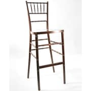 Commercial Seating Products Chiavari 30'' Bar Stool; Fruitwood