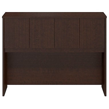 Bush® Business Westfield Elite 48W Hutch, Mocha Cherry