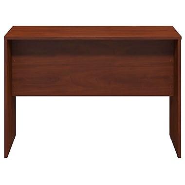 BushMD – Bureau-table à hauteur debout de 60 larg. x 24 prof. (po) Westfield Elite, cerisier Hansen
