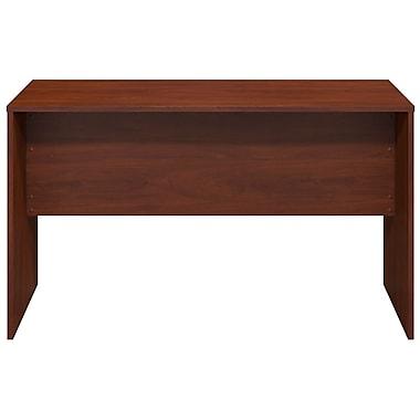 BushMD – Bureau-table à hauteur debout de 72 larg. x 30 prof. (po) Westfield Elite, cerisier Hansen