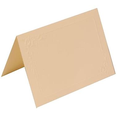 JAM Paper – Bristol pour mariage, ivoire, 3,5 po, 250/paquet