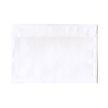 JAM Paper – Enveloppes A10, blanc standard, 250/paquet