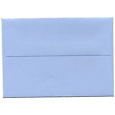 JAM Paper® 4bar A1 Envelopes, 3.63 x 5 1/8, Baby Blue, 250/Pack (155622H)