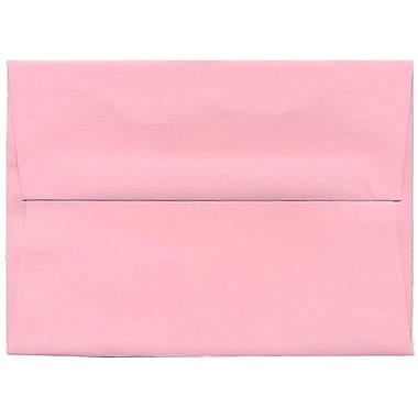 JAM PaperMD – Enveloppes en papier recyclé format A6 Brite Hue, rose bonbon, paq./250