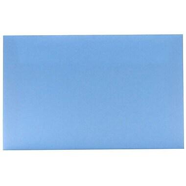 JAM Paper® A10 Invitation Envelopes, 6 x 9.5, Baby Blue, 250/Pack (155689H)