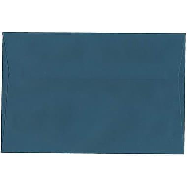 JAM Paper – Enveloppes A9 simples, bleu sarcelle, 250/paquet