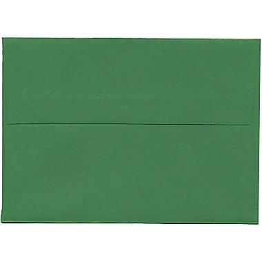 JAM Paper A1 Brite Hue Recycled Envelope, 250/Pack