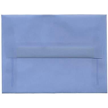 JAM Paper – Enveloppes translucides A6, mer du Sud, 250/paquet