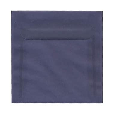 JAM paper – Enveloppes translucides de 5,5 x 5,5 po, 50/paquet
