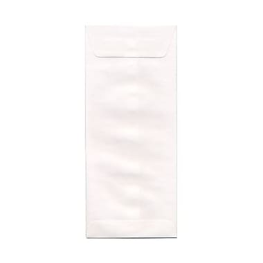 JAM Paper® #16 Policy Open End Envelopes, 5.88 x 12, White, 500/Pack (416211891H)