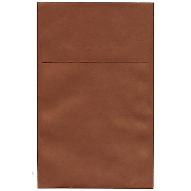 JAM Paper – Enveloppes commerciales Stardream A10 à effet métallisé, cuivre, 250/paquet